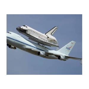 Space Shuttle Endeavour Lift Off 10x8 NASA Space Centre Photo Art Print Picture