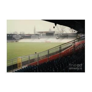 Ajax Amsterdam De Meer Stadion East End Terrace April