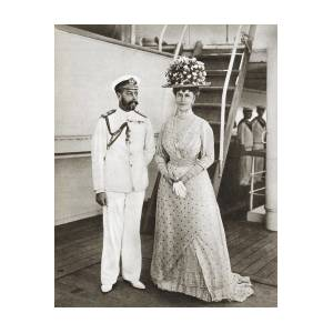 Queen Consort of King George V of Great Britain Mary of Teck New 8x10 Photo