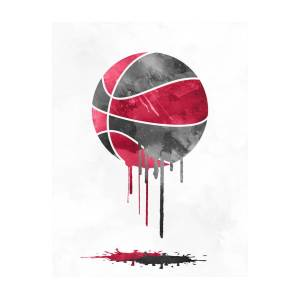 Kyle Lowry Toronto Raptors Pixel Art 60 Art Print By Joe