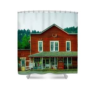 San Angelo General Store Shower Curtain for Sale by ...