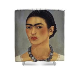 Frida And The Miscarriage Shower Curtain For Sale By Kahlo