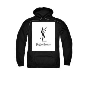 780e5d9c Yves Saint Laurent - Ysl - Black And White - Lifestyle And Fashion Adult  Pull- · Similar Designs More from TUSCAN Afternoon