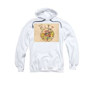 d7ddae79e64d0 Golden State Warriors Retro Art Adult Pull-Over Hoodie for Sale by Florian  Rodarte