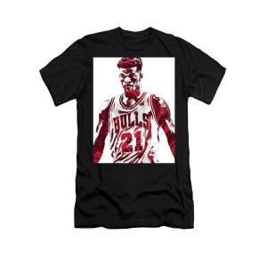 3637207d1 Jimmy Butler Chicago Bulls Pixel Art 2 T-Shirt for Sale by Joe Hamilton. Jimmy  Butler Minnesota Timberwolves ...
