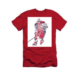 new arrivals 42a85 5e40e Alexander Ovechkin Washington Capitals Pixel Art 9 T-Shirt ...