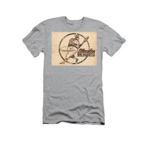 buy online b60f5 e58b9 Let's Go Brewers T-Shirt for Sale by Florian Rodarte