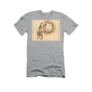 3454e651 Let's Go Redskins T-Shirt for Sale by Florian Rodarte