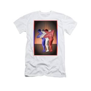 Happy Birthday America T Shirt For Sale By John Haldane