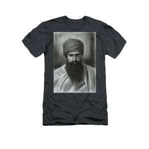 Sant Jarnail Singh Khalsa Bhindrawale T Shirt For Sale By Jaspreet Singh