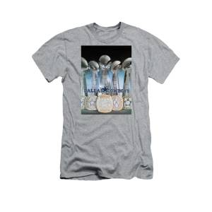 5f72c381ca1 The Dallas Cowboys Championship Hardware T-Shirt for Sale by Donna Wilson