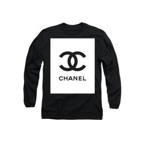 cb8da343 Chanel - Black And White 04 - Lifestyle And Fashion Long Sleeve T-Shirt for