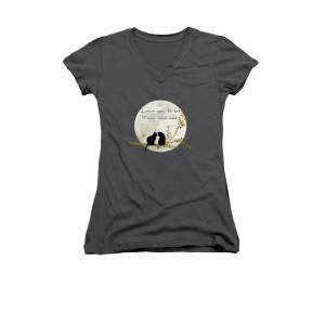 375fa5fac Love You To The Moon And Back Women's V-Neck for Sale by Linda Lees