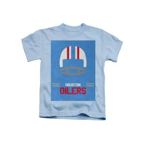 fe7253e0491 Houston Oilers Retro Shirt Kids T-Shirt for Sale by Joe Hamilton