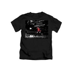 5072a99bd4d Air Jordan Unc Last Shot Kids T-Shirt for Sale by Brian Reaves