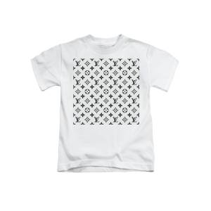 d428540f2470 Louis Vuitton Pattern Lv 07 Grey Kids T-Shirt for Sale by TUSCAN Afternoon