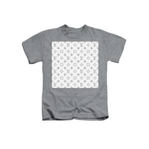 2806a977f132 Louis Vuitton Pattern - Lv Pattern 14 - Fashion And Lifestyle Kids T-Shirt  for