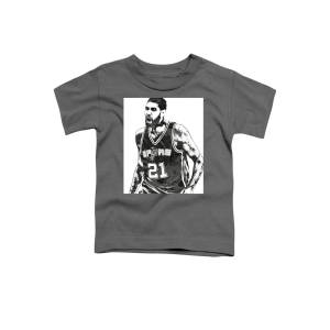 f889724524f2 Tim Duncan San Antonio Spurs Pixel Art 2 Toddler T-Shirt for Sale by ...