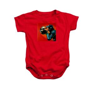 7357cb25d Valentino Rossi Portrait Onesie for Sale by Paul Meijering
