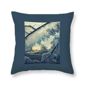 Almeria Mountain Road Spain Throw Pillow For Sale By Colette V Hera Guggenheim
