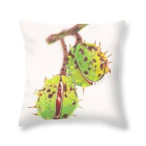 Onion And Garlic Throw Pillow For Sale By Swati Singh