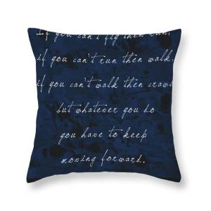Audrey Hepburn Inspirational Quote Throw Pillow For Sale By Dan Sproul