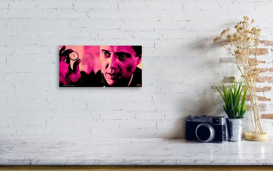 Christopher Walken @ Pulp Fiction Canvas Print / Canvas Art by ...