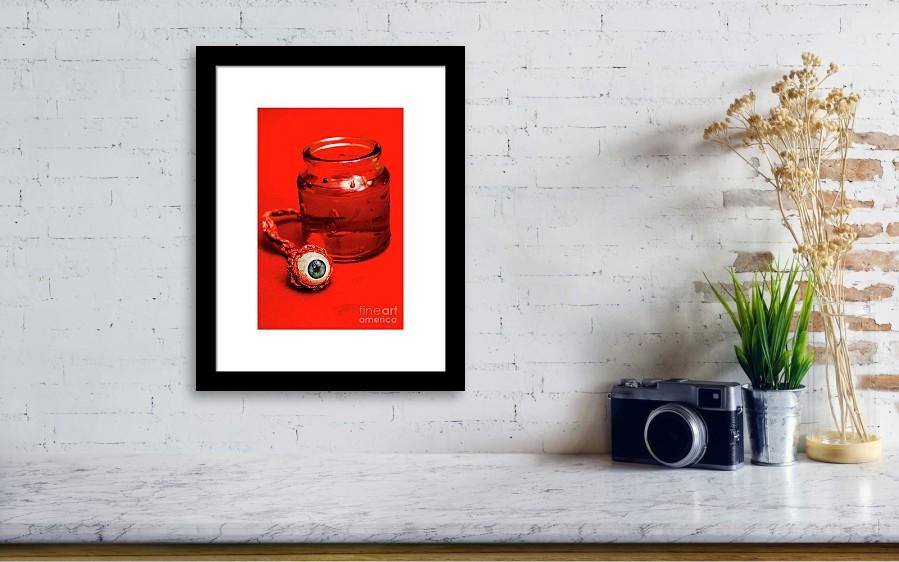 Darwin Leye Framed Print by Jorgo Photography - Wall Art Gallery