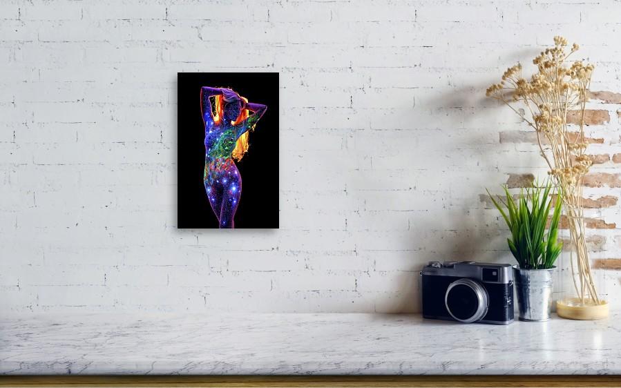 Nebula SN-4c Canvas Print / Canvas Art by John Poppleton