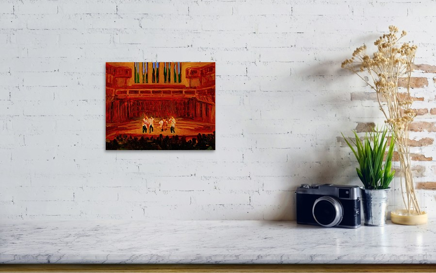 Emerson String Quartet Poster