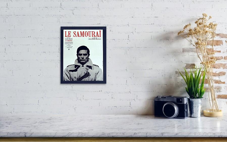 Le Samourai - 1967 Poster by Georgia Fowler