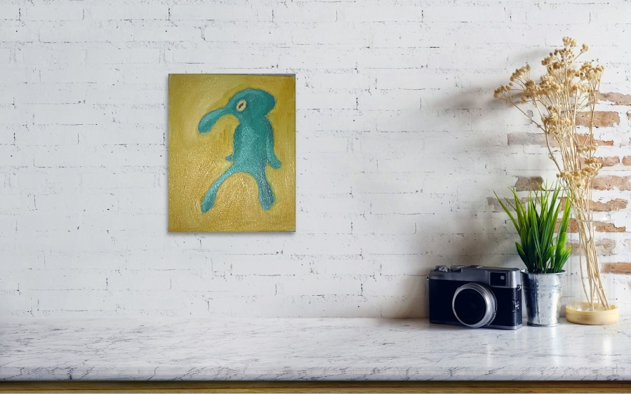 Ol Bold And Brash Poster By Aj Addae