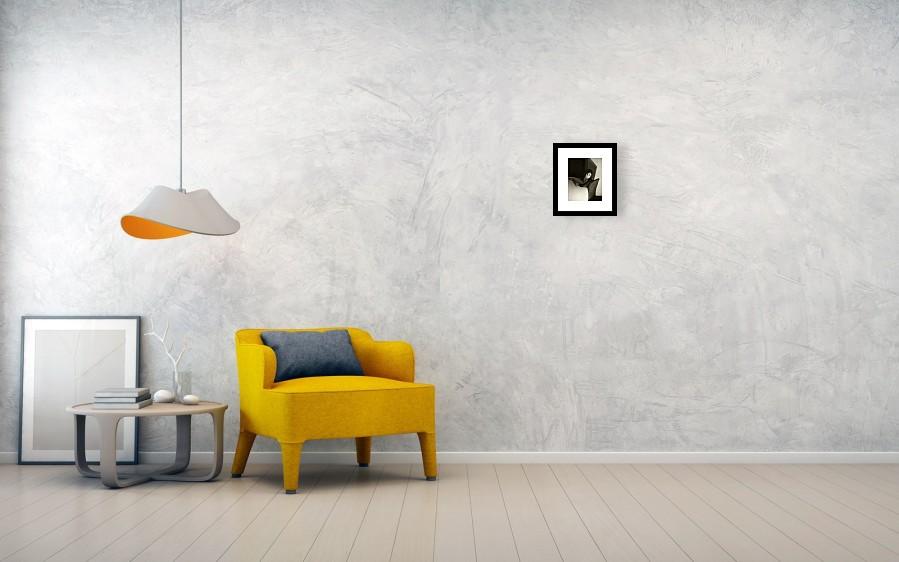 Zasu Pitts Sitting On An Armchair Framed Print by Edward Steichen