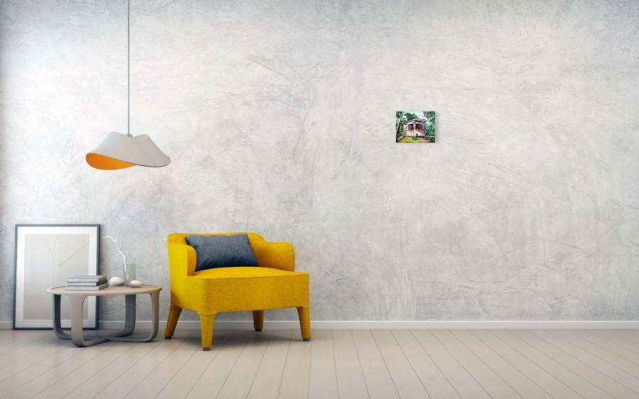 Painting Trini Roti Shop By Karin Dawn Kelshall Best Wall View 001 002