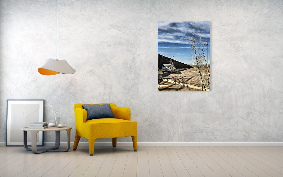 The Wall Art Print by Tatiana Travelways