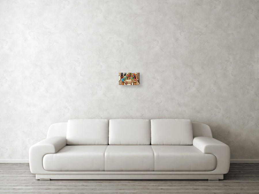 bless us o lord and these thy gifts canvas print canvas art by