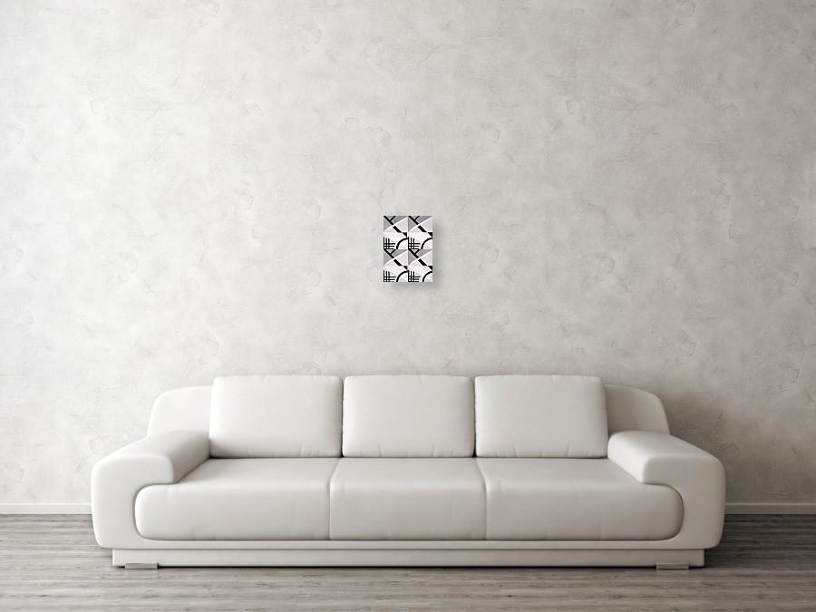 Design From Nouvelles Compositions Decoratives Canvas Print Canvas