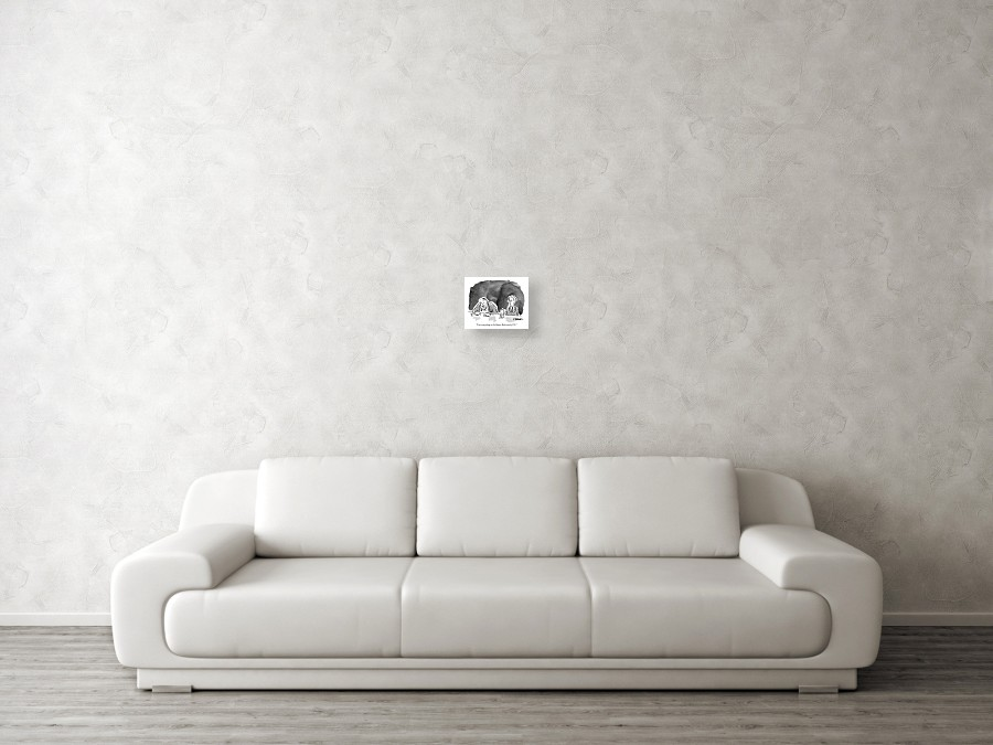 I Lost Everything In The Beanie Baby Crash Of Canvas Print   Canvas ... ab447e8d27d