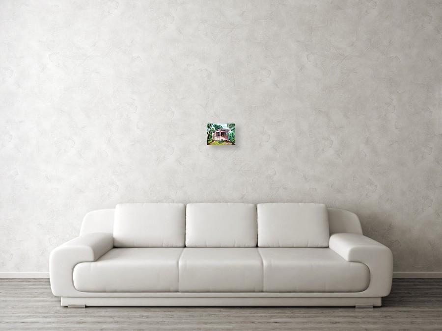 Painting Trini Roti Shop By Karin Dawn Kelshall Best Wall View 001 002 003