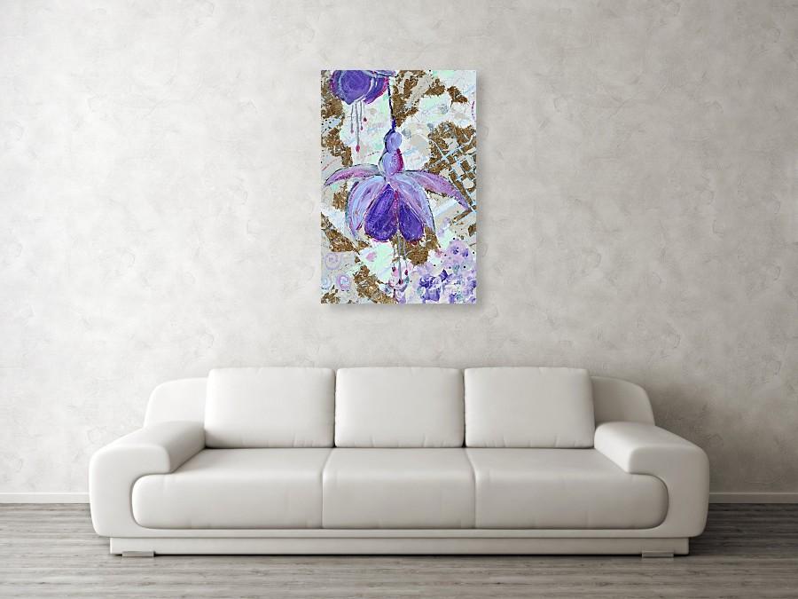 Fuchsia Art Prints