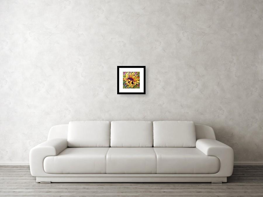 Sun Jewels 1 Framed Print by Wendy Westlake