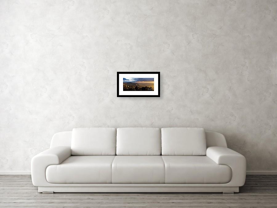Sunset Monsoon Over Albuquerque Framed Print by Matt Tilghman