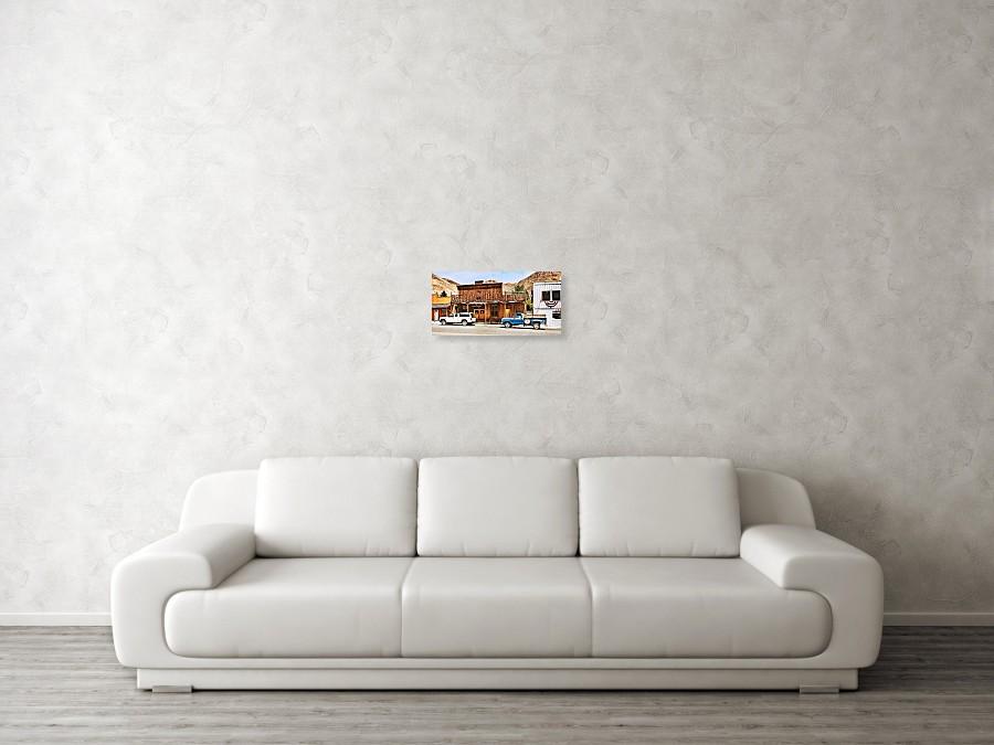 Challis Idaho Wall Art Print