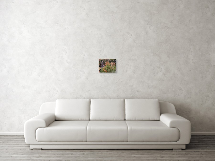 Gladioli Claude Monet