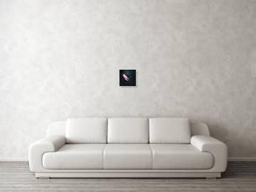 Dark Serie, Iv Art Print